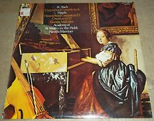 Marriner/Malcolm J.C.BACH/HAYDN Harpsichord Concertos - London STS 15172 SEALED
