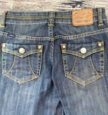 COWGIRL UP - Play In The Dirt  NWOT Vintage Jeans Boot Cut Size 0 / 26W X 36L