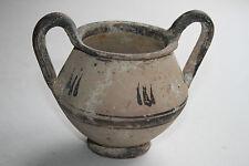 Antique grecque hellénistique Pottery kantharos 3rd cent BC