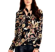Dotti Regular Polyester Floral Women's Tops & Blouses