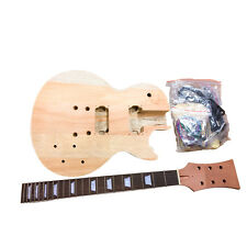 Coban Cheap HY320 DIY Guitar kit BYO, Set-in neck REDUCED TO CLEAR
