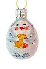 Patricia Breen Say Cheese Mini Egg Glass Glitter 2006 #2629