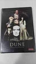 DUNE DAVID LYNCH STING DVD EDICION ESPAÑOLA SEALED NUEVA DESCATALOGADA!!!