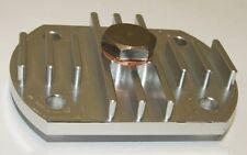 Triumph Pré Unité moteur carter plaque billet mag avec plug remplace e486 70-0486
