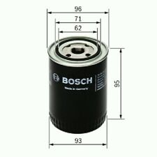0451203154 BOSCH OIL FILTER P3154 [FILTERS - OIL] BRAND NEW GENUINE PART