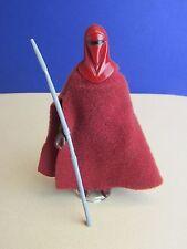 Completa Vintage Star Wars Emperador Royal Guard Figura de Acción H72 original de Taiwán