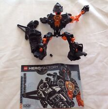 LEGO Hero Factory Jimi Stringer Set 7170 - (has broken arm)