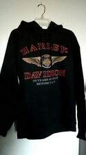 HARLEY DAVIDSON 110th Anniversary Activewear Pullover Hoodie Jacket NWT MEDIUM