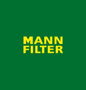 Set of 2 Land Rover LR3 Mann Engine Oil Filters ML1006 LR029240