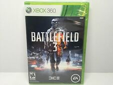 Battlefield 3 (Microsoft Xbox 360, 2011) Brand New Sealed EA Free Shipping