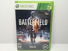 Battlefield 3 (Microsoft Xbox 360, 2011) Brand New Sealed EA Free Shipping