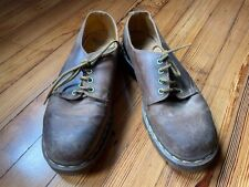 Men's Doc Martens Brown Oxfords US 9