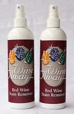 WINE AWAY Red Wine Stain Removal 2 x 360ml - Two Barons