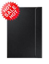 "NEW GENUINE Samsung Galaxy Tab S2 8.0"" SM-T710,713,715,719 Book Case Cover BLACK"