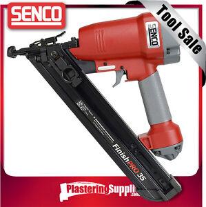 Senco Angled Finish Nailer 32-65mm Brad Nailer 15GA FinishPro® 35 FIP35 1y3002n