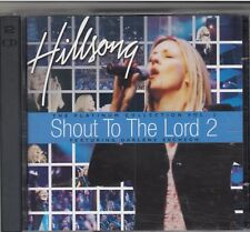 HIllsong  CD Shout to the Lord 2 2 Disc Set  gently used