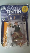 """ FIGURINE TINTIN COLLECTION HERGE OFFICIELLE N 63 GIBBONS LA BRUTE NEUF"