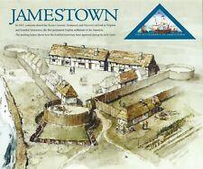 MNH Settlement of Jamestown Stamp Sheet Scott Number #4136, 2012 Harris CV $30