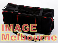 76cm long padded studio bag for 3x light flash stand continuous softbox XL