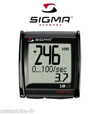 Compteur SIGMA MC18.12 Scooter Moto Quad ATV motor cycle digital computer