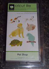 Brand New Sealed Pet Shop Cricut Lite Cartridge-- Hard to Find
