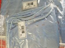 Twin Size Blanket W/ Matching Sham.  Blue. NEW IN PACKAGE