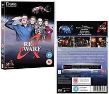 RED DWARF (2012): X - TV SERIES 10 - The Small Rouge One is Back! - NEW  DVD UK