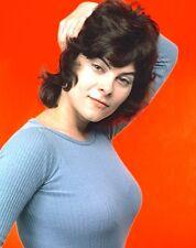 1970-1979 ADRIENNE BARBEAU color glamour portrait photo (Celebrities)