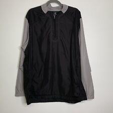 Easton Mens Shirt Baseball Long Sleeve Quarter Zip Large