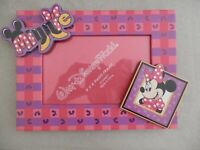 "Walt Disney World 4x6"" Minnie Mouse Photo Picture Frame"