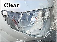 BMW R1150RT HEADLIGHT PROTECTOR - clear