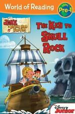 The Key to Skull Rock, Level 1 by Disney Book Group Staff and William Scollon...