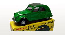 DAN TOYS Citroën 2CV Vert Capote Olive Ref Dan-073