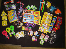 50 Assorted Boys & Girls Toys for Piñata/ Party & Loot Bag Fillers/ Favours