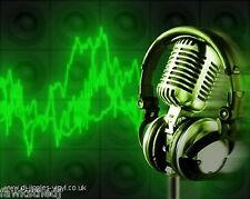 CUSTOM  DEEP VOICE DJ /RADIO JINGLES-BILL MITCHELL ORIGINAL FROM OUR ARCHIVES