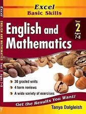 Excel Year 2 English & Mathematics