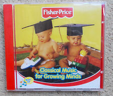 FISHER PRICE Classical Music for Growing minds CD   FREE POST