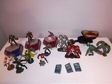 Hasbro Playmation Marvel lot - Hulk, Hulk Buster, Ultron, Captain America, Visio