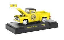 "1956 Ford F-100 PickUp Truck "" MOON EYES *** M2 Machines BOX 1:64 NEU+OVP"