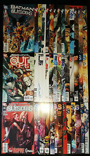 Batman and the Outsiders #1-40 + Special Complete Run! (2007 DC) Full Series Set