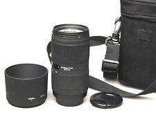 SIGMA EX 50-150 mm f/2.8 APO II HSM AF DC fï ¿ 1/2 R Canon