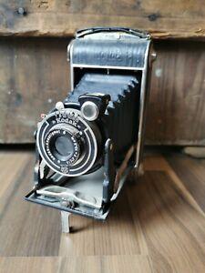 Antike Kodak Junior 620 Anastigmat Fotokamera / Fotoapparat 10,5cm 1:7,7,Vintage
