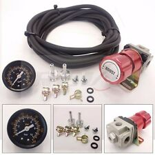 RED T2 UNIVERSAL ADJUSTABLE MANUAL TURBO BOOST CONTROLLER 1-30 PSI RACING JDM