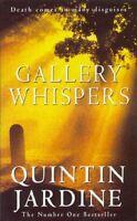 Gallery Whispers (Bob Skinner series, Book 9): A gritty Edinburgh crime thrill,