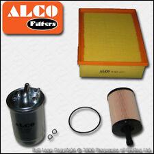 SERVICE KIT AUDI A4 (B7) 2.0 TDI 16V ALCO OIL AIR FUEL FILTERS (2004-2008)