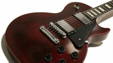 Gibson USA 1993 Les Paul Studio ELECTRIC GUITAR Wine Red hard case rare used F/S