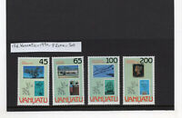 "(GB136) Vanuatu - 1990 International Stamp Exhibition ""Stamp World London MNH"