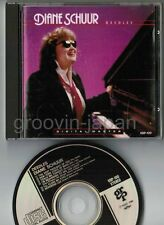 DIANE SCHUUR Deedles JAPAN CD VDP-100 w/BOOKLET 1984 issue 3,500JPY Free S&H/P&P