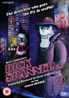 Dick Spanner, P.I.: The Complete Series DVD (2017) Gerry Anderson cert 12 2