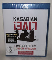 BLU-RAY KASABIAN - LIVE AT THE O2 - NUOVO NEW